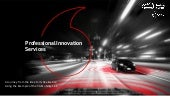 Vodafone Innovation Park: Professional Innovation Services