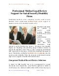 Professional medical legal_review_support_for_social_security_disability_firms