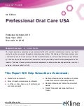 Professional Oral Care USA, 2013