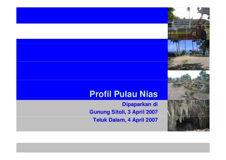 Profil Pulau Nias