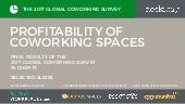 Profitability of Coworking Spaces  -  2017 Global Coworking Survey - Deskmag