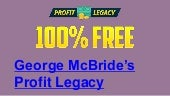 Profit Legacy System Review