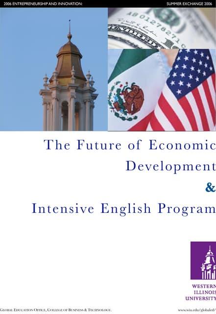 Entrepreneurship & Innovation 2006 -Agenda & Planner