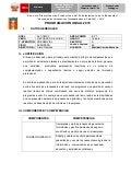 Programación anual DE EDUCACIÓN PARA EL TRABAJO 2015 (3ro) E.B.A.
