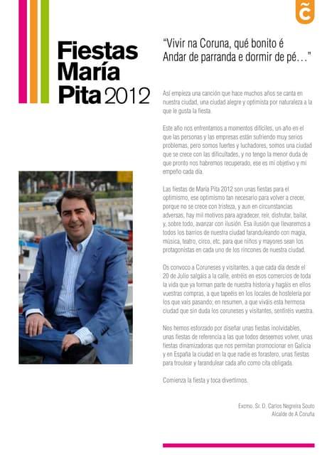 Programa fiestas m pita 2012