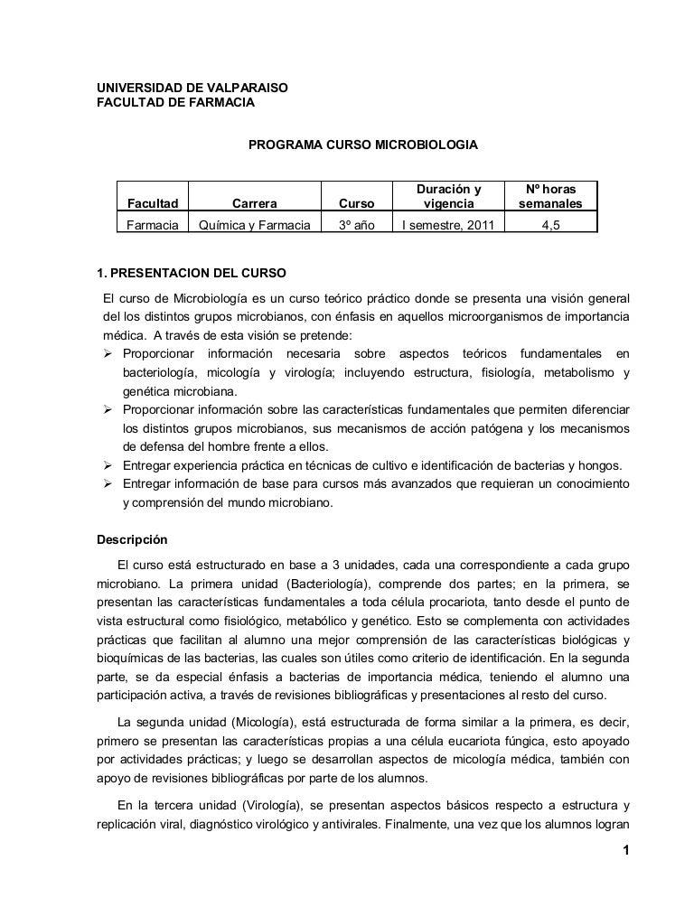Programa Quifar 2011