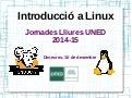 Programari lliure jornades lliures 14-15