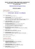 Πρόγραμμα Σεμιναρίου Β. Ελλάδας, Θεσσαλονίκη 6- 7 Απριλίου 2017