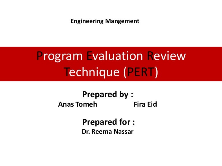 Program evaluation review technique pert fandeluxe Image collections