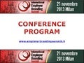 Programma international eb summit   21 novembre 2013