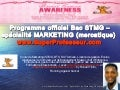 BAC STMG -  Programme officiel de la spécialité Marketing (mercatique) - by www.SuperProfesseur.com et l'application mobile:aideetreussite.superprofesseur.com