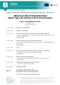 Programme, PRB & Courts, Public Procurement Workshop, Pristina, 3 June 2014_alb