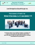 Programmes de FormAction de Quali-Scope:  MENER ENSEMBLE LE CHANGEMENT (mc)
