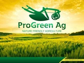 ProGreen Ag - Lawn & Garden