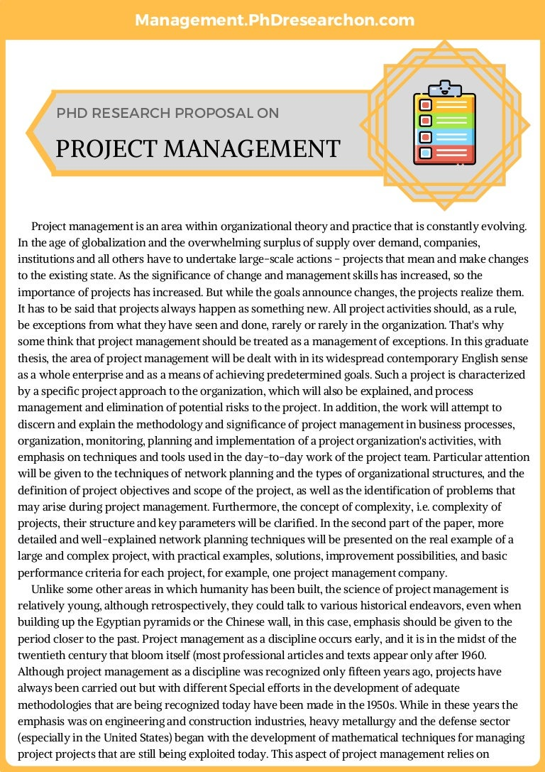 Phd Research Proposal Financial Management - Lab manual for psychological research pdf