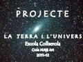 Projecte Terra i Univers
