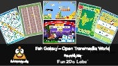 Fun Galaxy - Open Transmedia World - Open Education