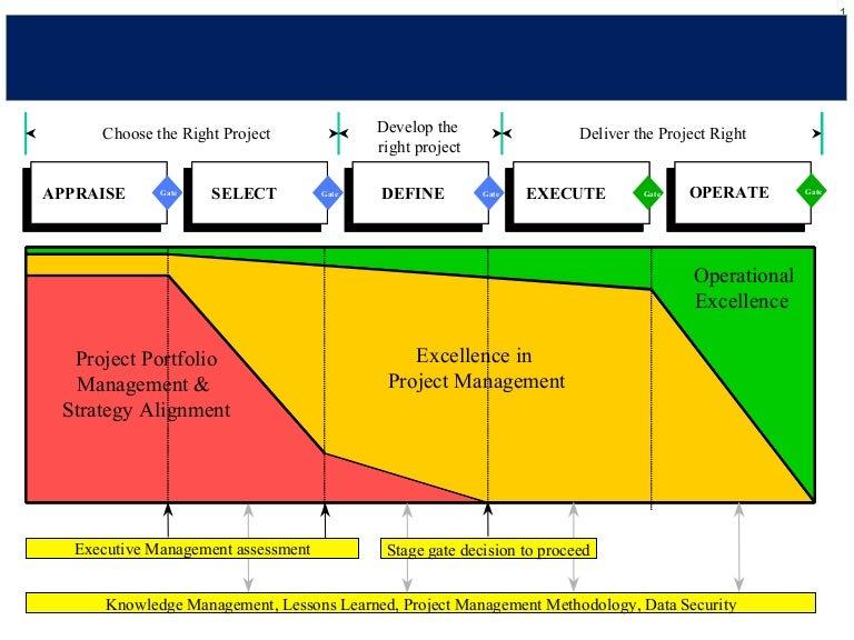 Project management methodology pmo example (short sanitised)