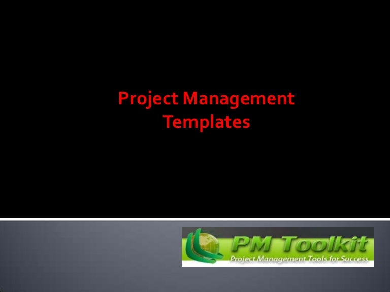 project management templates ppt, Powerpoint templates