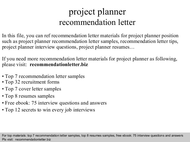 Best Project Planner Cover Letter Images >> Ideas Collection Best ...