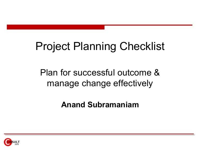 ProjectplanningchecklistPhpappThumbnailJpgCb