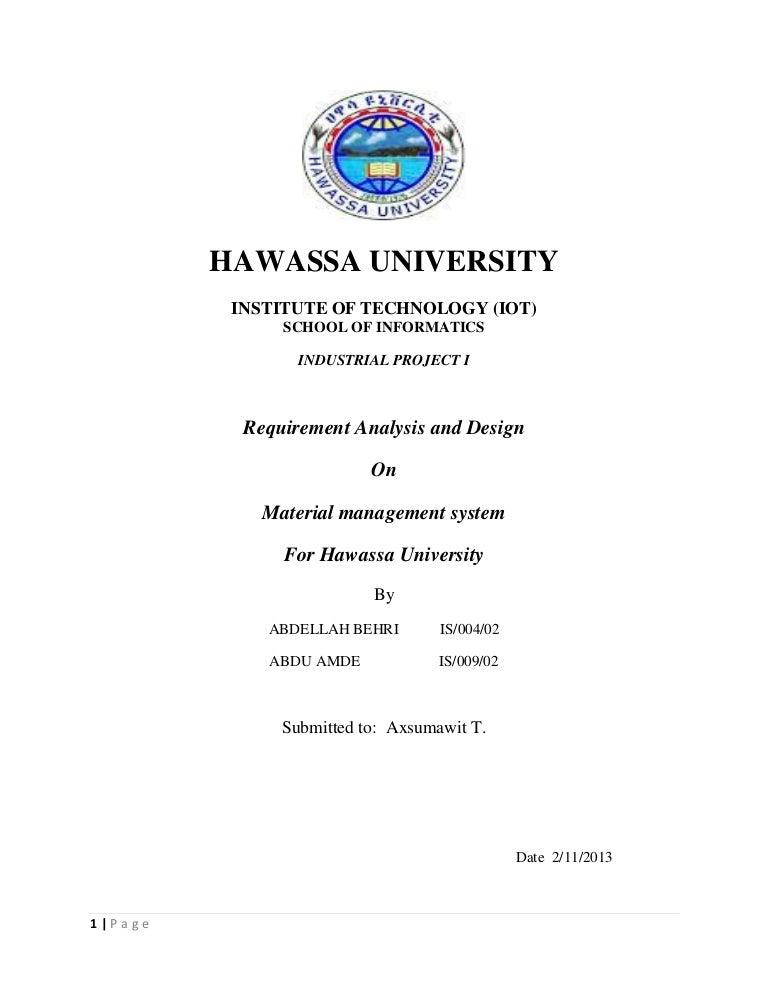 Hawassa University Academic Calendar