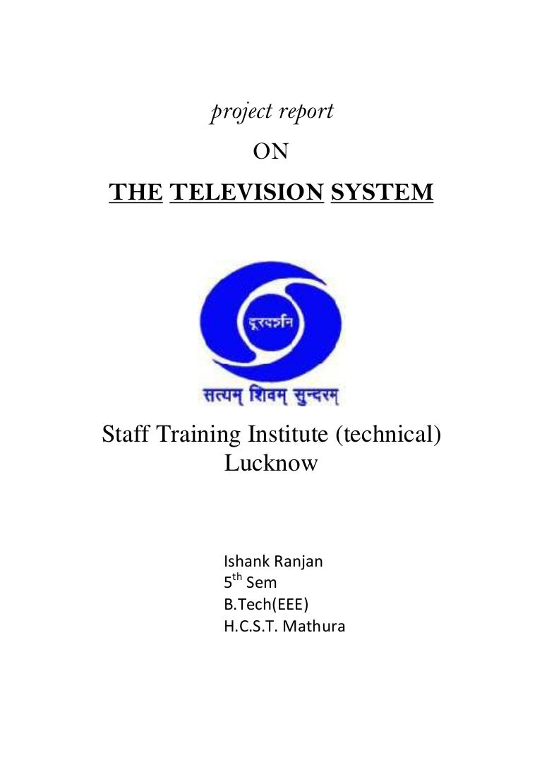 The Television System In India Pal Decoder Block Diagram