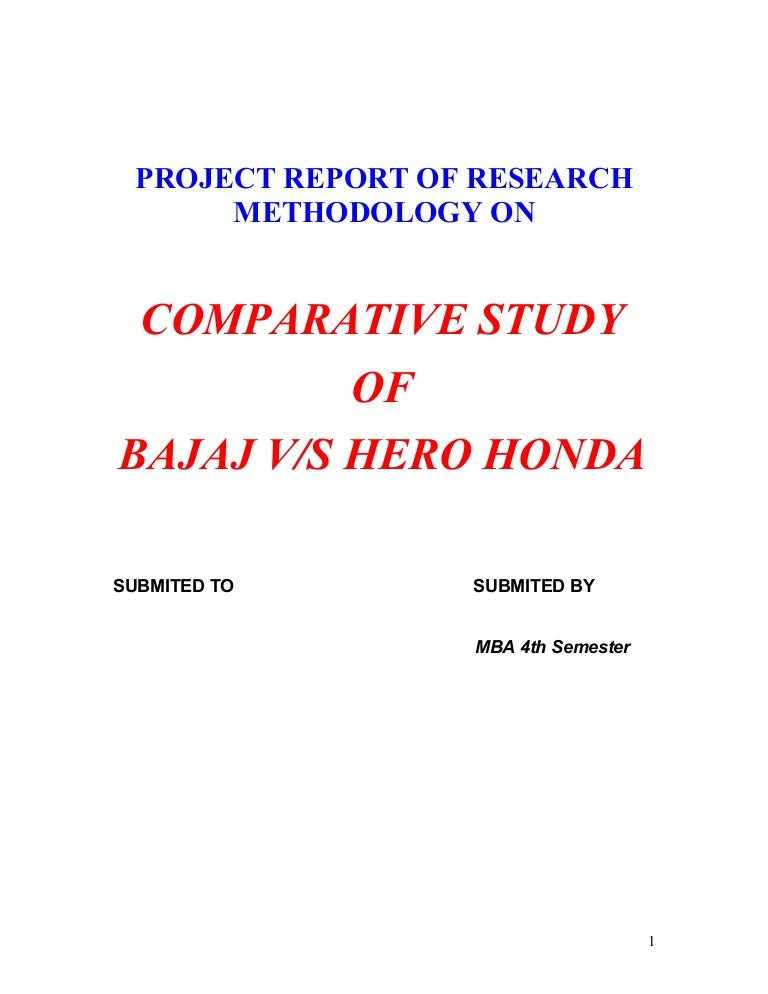 hero honda internship