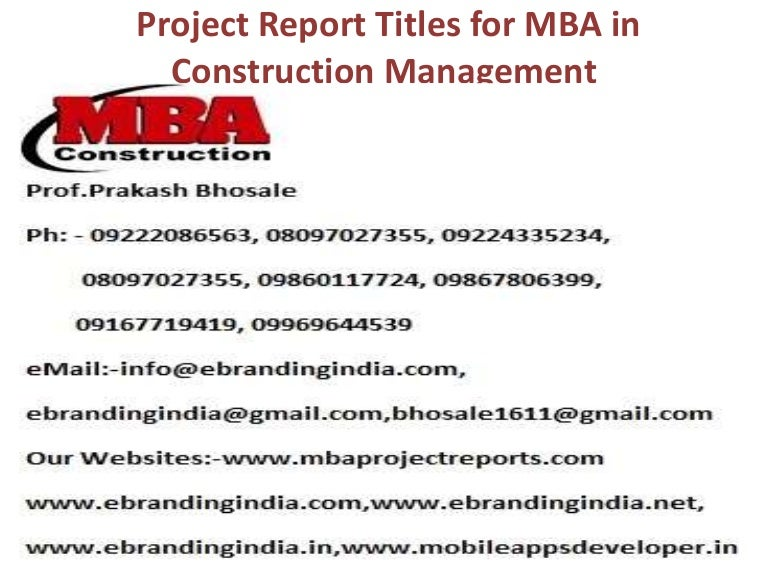 assignment title basics of project management construction essay Business management assignment help is in high demand by all scholars proceeding in their management studies, it is one of the fact that management students always need to apply things what they are learning.
