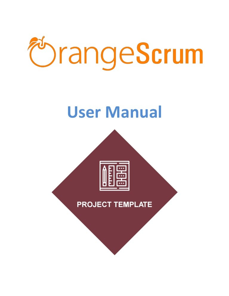 Project Template Add On User Manual