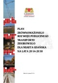 """Projekt """"planu-zrownowazonego-rozwoju-publicznego-transportu-zbiorowego-dla-miasta-gdanska-na-lata-2014-2030""""50982"""