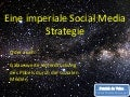 Projektarbeit Social Media Manager imperial version