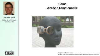 Projet analyse fonctionnelle_michel_bigand