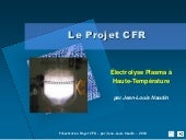 Projet CFR (Cold Fusion Reactor)