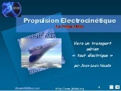 Le Projet LIFTER (full slides in french)