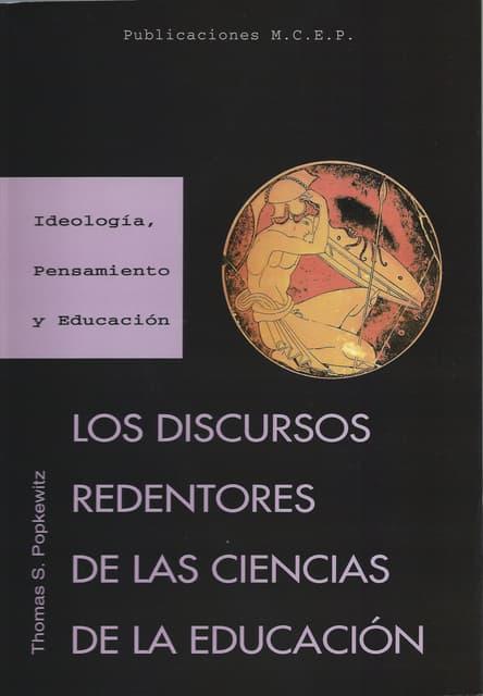 Prólogo. Nuevas posibilidades en la revisión de los discursos educativos. Jurjo Torres Santomé