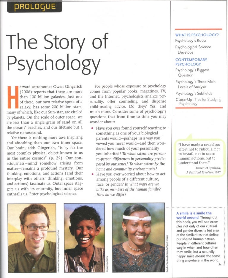 ap psych prologue outline Cody carroll period 3 chapter 17 therapy outline therapy today's favored treatment depends on the therapist's viewpoint the psychological therapies employ structured interactions (usually verbal) between a trained professional and a client with a problem.