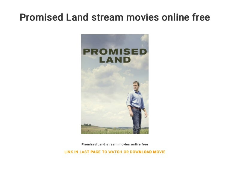 Promised Land Stream