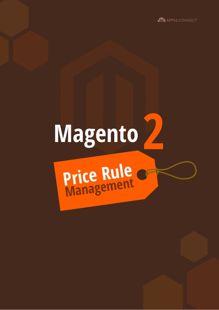 Magento 2 price rule management fandeluxe Image collections