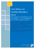 Livre blanc sur l'authentification forte OTP - One Time Password
