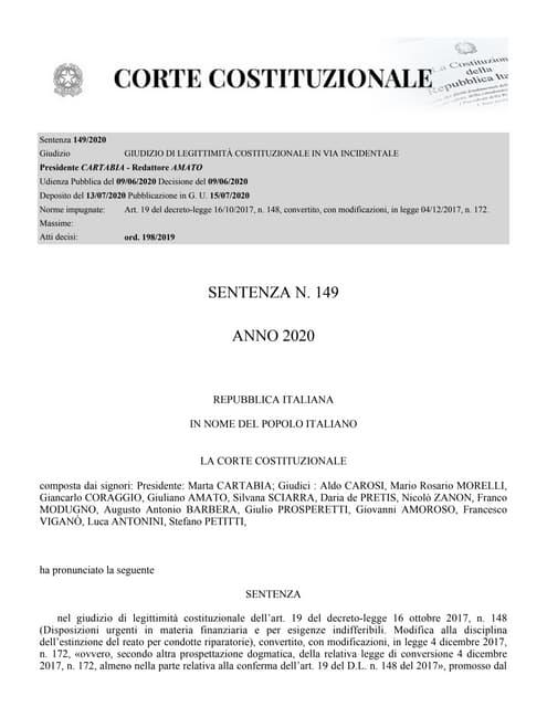 Corte Costituzionale Sentenza 149/2000 (legittimità della norma che ha abolito il monopolio SIAE)