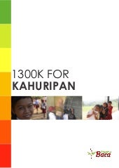 Proposal book for kahuripan