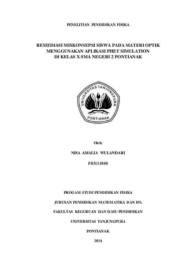 Proposal Penelitian Eksperimen