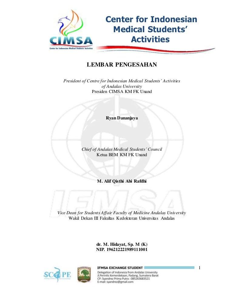 Exchange Proposal Cimsa