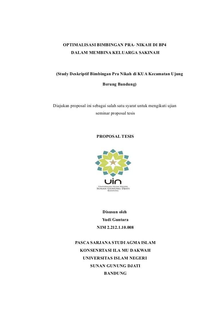 Beiträge Judul proposal tesis hukum