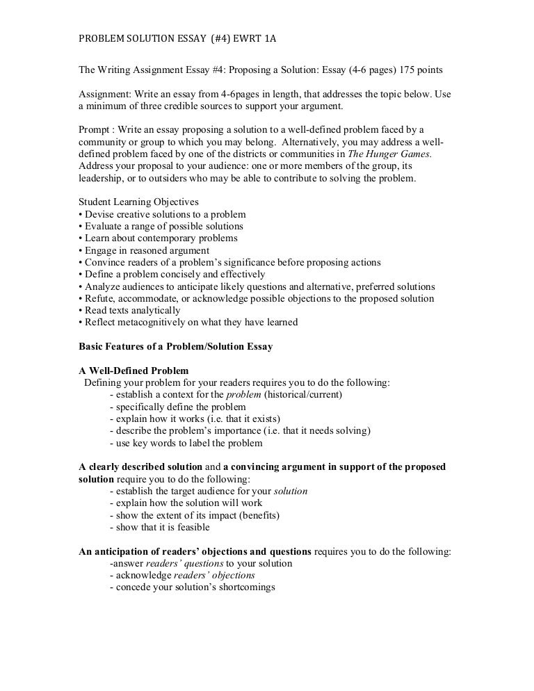 management problem solutions essay 15 problem solution essay topics writing essays is always a challenging task for students it requires lots of concentration, conducting thorough research, providing relevant examples, adding credible references and all the other vital steps one of the most widely used types of writing that.