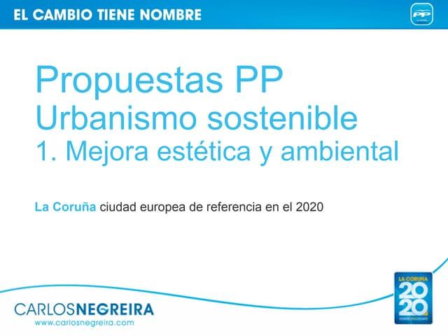 Propuestas pp medianeras