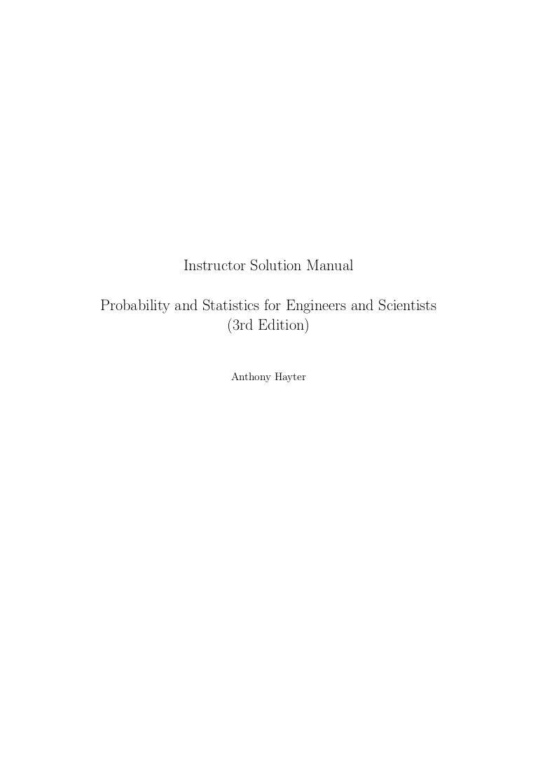 Pdf 5047 Devore Probability Statistics Engineering Sciences 8th