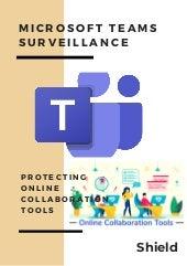Protecting Online Collaboration Tools - Microsoft Teams Surveillance