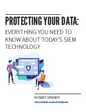 Protect Your Organization with SIEM